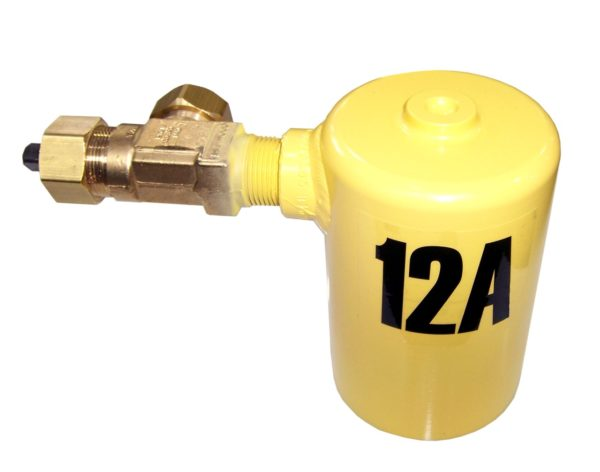 Device 12 Hood with 12V Vent Valve