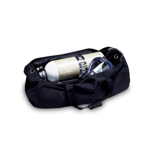 SCBA Black Storage Bag is easy to transport and store