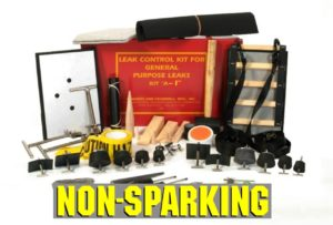 Offset Drum Patching & Plugging Kit with Ladder Patch & Twin T-Patch Non-Sparking