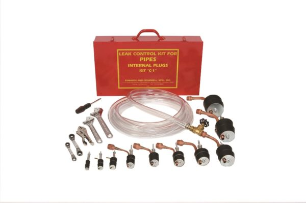 Pipe Plugging Kit 1″-4″ Pipes