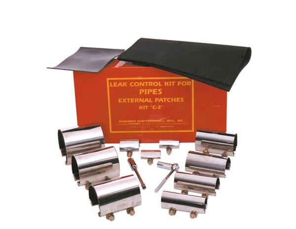 Pipe Patching Kit 1/2″-4″ Pipes