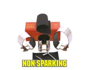 Pipe Patching Kit 5″-8″ Pipes Non-Sparking