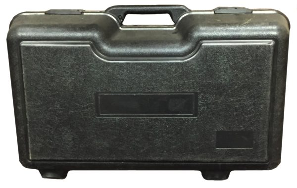 FS3CC Frontier (Vanguard) plastic Carrying Case for 30 mins. SCBAs.