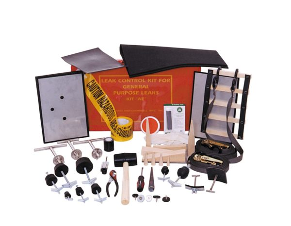 Drum Patching & Plugging Kit with Ladder Patch & Twin T-Patch
