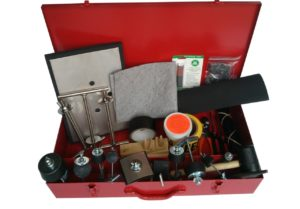 Drum Patching & Plugging Kit with Twin T-Patch