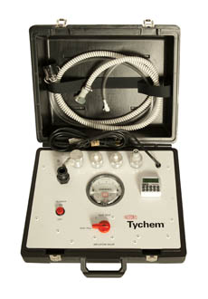 "Pressure Test Kit for Tychem Level ""A"" Suits"