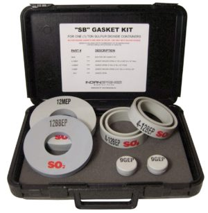 Sulfur Dioxide Ton Container Gasket Set