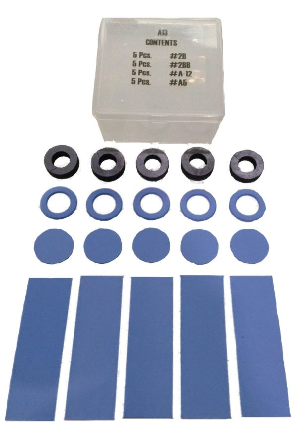 Chlorine Institute Emergency Kit-A Fiber Gasket Set
