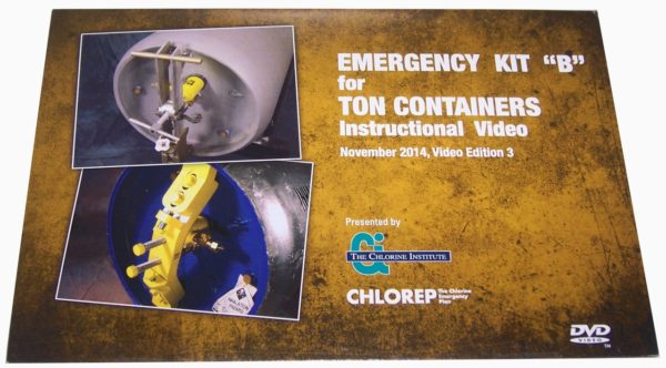 Chlorine Institute Emergency Kit-B Training DVD