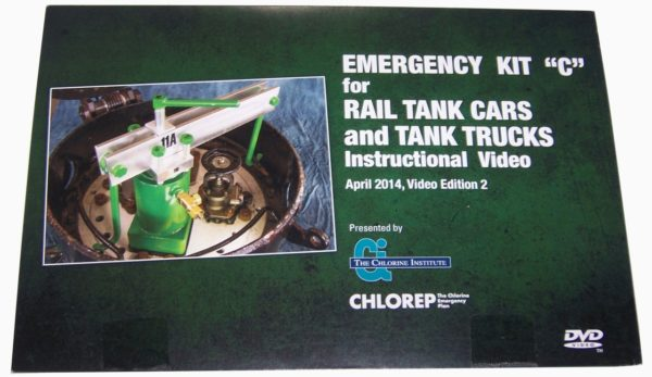 Chlorine Institute Emergency Kit-C Training DVD