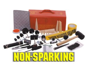 Drum Patching & Plugging Kit Non-Sparking