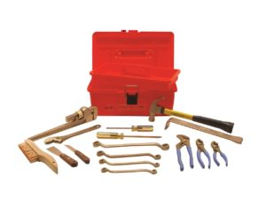 ECG – Non-Sparking Tool Kit, 16pc.