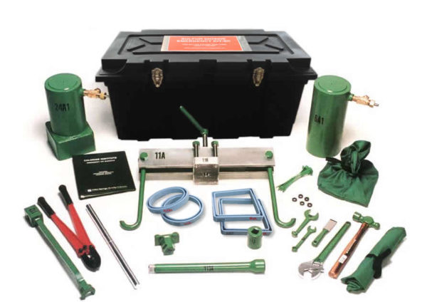 Kit-SC – Sulfur Dioxide Tank Car/Truck Emergency Kit