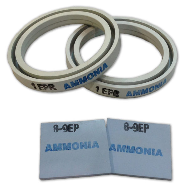Ammonia Cylinder Emergency Kit Replacement Gasekt Set (Pre-2013 Style)