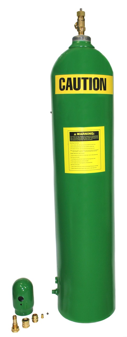 Chlorine Training Cylinder