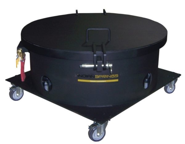 DOME-LP/NH Training dome is designed to simulate leaks in a 20″ manway LP/Ammonia rail car dome.